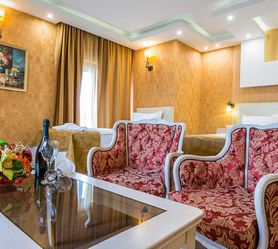Интериор в луксозен апартамент