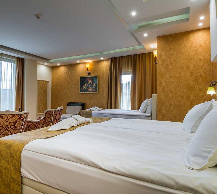 Луксозен апартамент в хотел Арис и Адриа