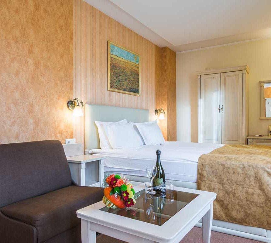 Двойна луксозна стая